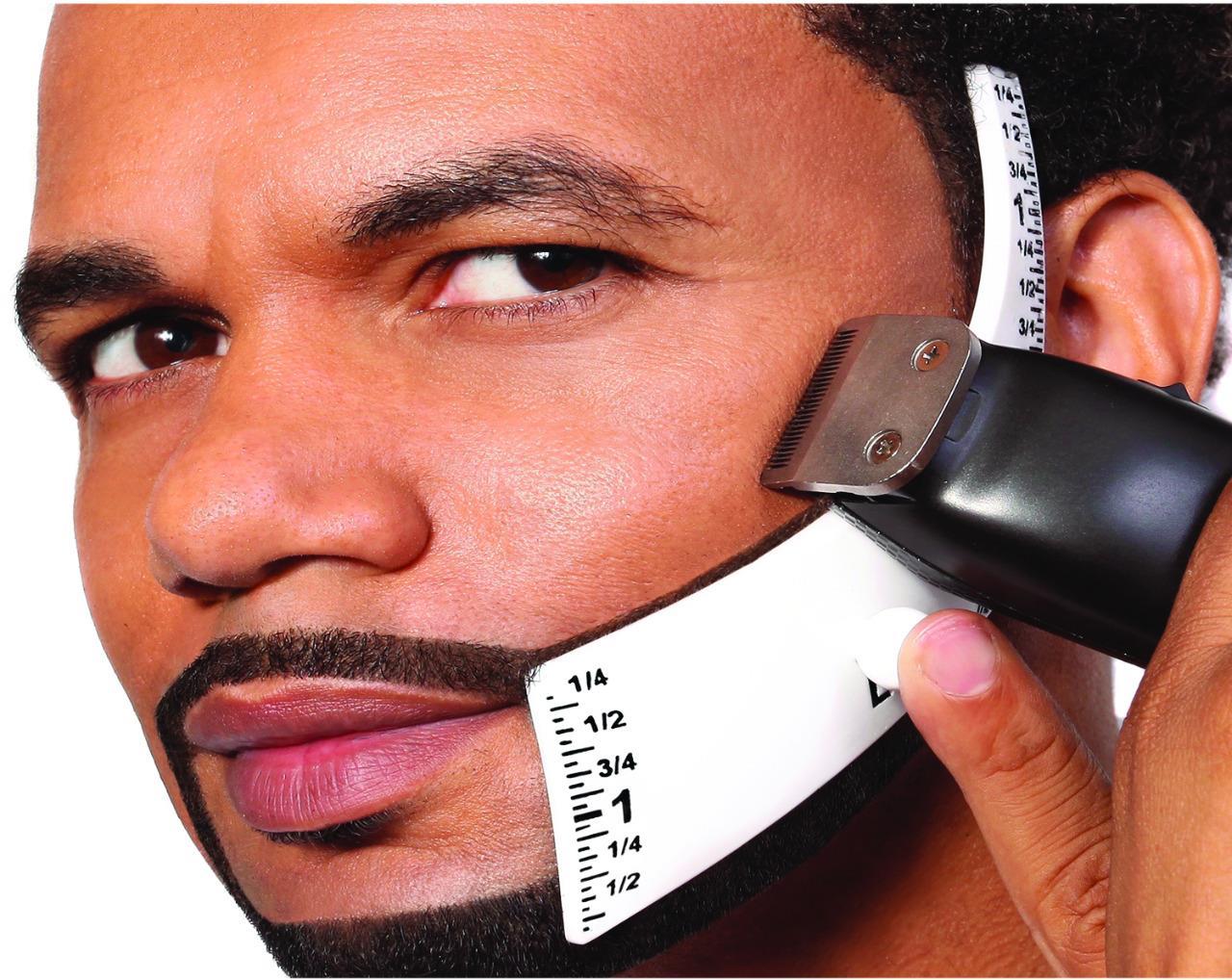 Beardoptima Beard Outliner Perfect Beard Shaper Facial