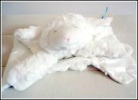 NEW Unisex GUND BABY Lamb Security Blanket Comforter | eBay