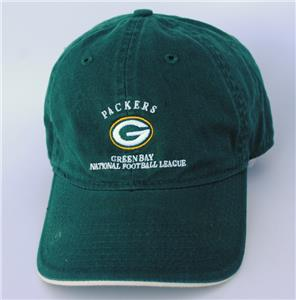 Reebok quotGREEN BAY PACKERSquot One Size Fits All Adjustable