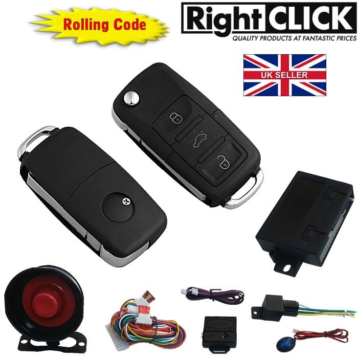 ford fiesta mk7 audio wiring diagram 2006 cobalt ss radio car alarm for vw audi skoda seat porsche al851hc ebay remote central lock immobiliser