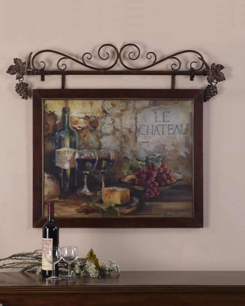 Tuscan French Country Wall Decor
