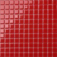 1 SQ M Red Glass Mosaic Bathroom Shower Splashback Mosaic ...