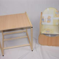 High Chair Girl Umbrella Walmart Feed Me Now Wooden Toddler Child 39s Table