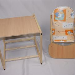 Wooden High Chair Uk Paul Mccobb Chairs For Sale Feed Me Now Toddler Child 39s Table