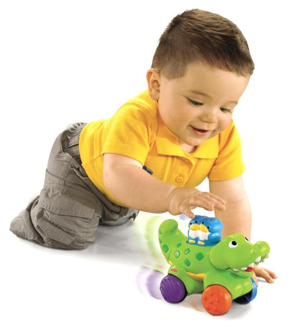 Fisher-Price Baby Toys 6 Months