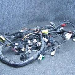 06 Gsxr 600 Wiring Diagram Mesophyll Cell Gsxr600 Gsx R Wire Harness 28f Ebay