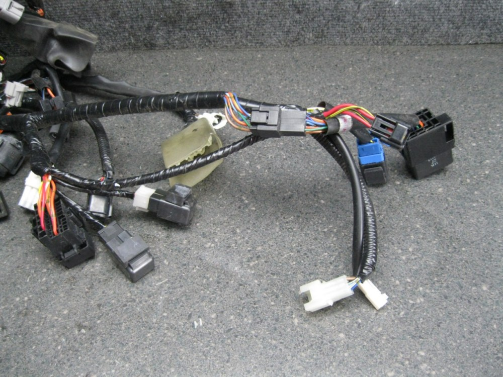medium resolution of 09 suzuki gsxr750 gsxr gsx r 750 wiring wire harness loom suzuki gsxr 750 wiring diagram gsxr 750 wiring diagram