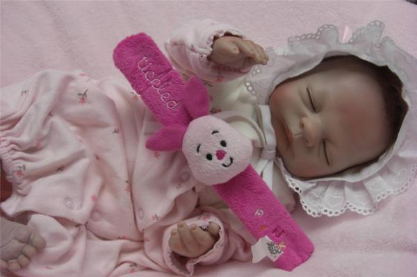 Ashton Drake Real Linda Webb Mystery Baby Girl