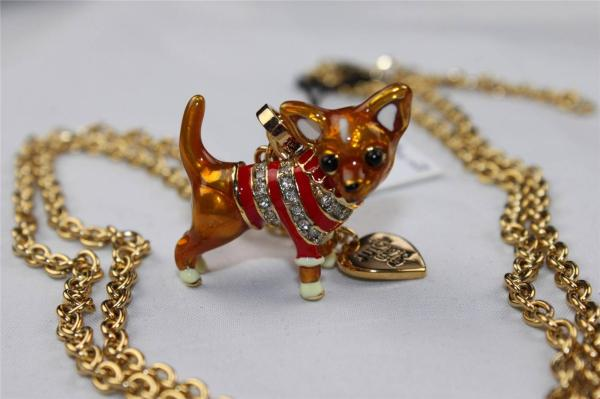 Juicy Couture Dog Charm
