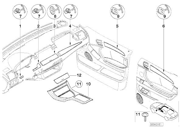 Bmw X5 Parts Diagram, Bmw, Free Engine Image For User