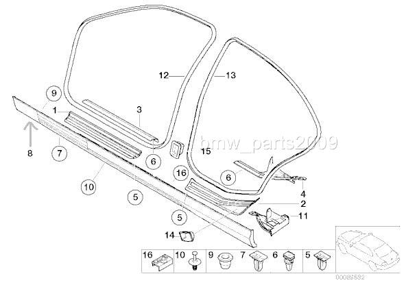 1994 Bmw E36 Door Diagram, 1994, Free Engine Image For