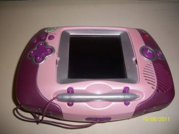 LeapFrog Leapster Learning Game System Pink