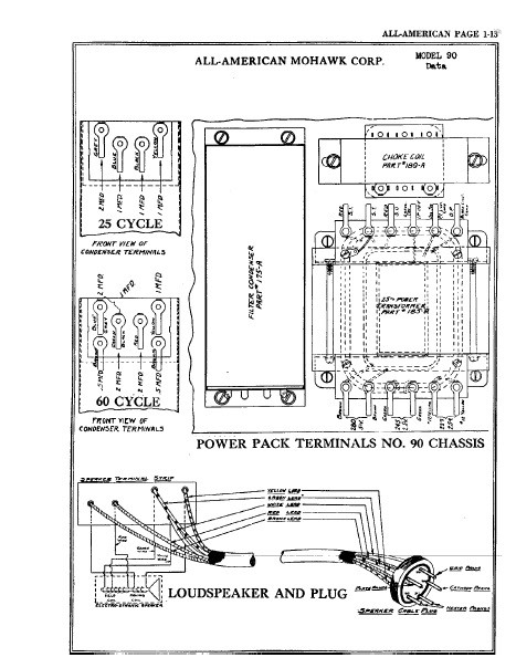 Beitmans Tube Radio Diagrams Amplifier Servicing