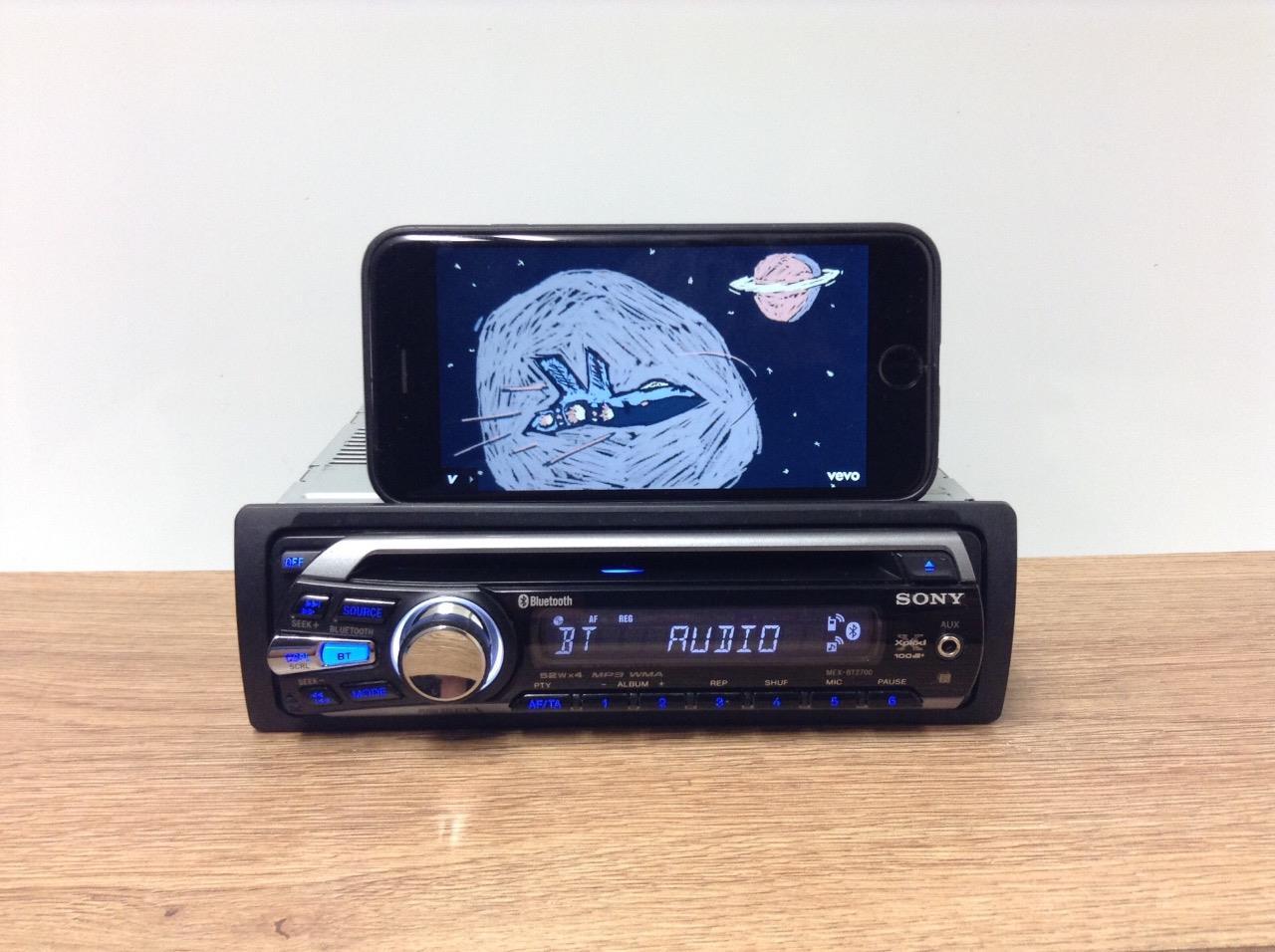 sony xplod radio 2008 silverado wiring diagram mex bt2700 car cd mp3 aux in bluetooth player