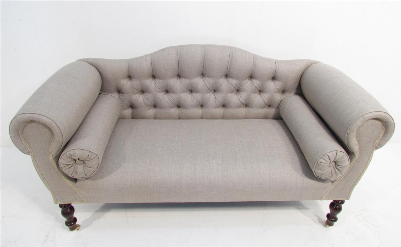 light grey chesterfield sofa berkline reclining sofas antique style upholstered in hall