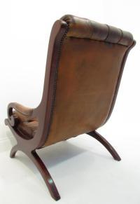 Antique Slipper Chairs | Antique Furniture