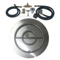 "18"" 24"" 28"" 30"" Stainless Steel Burner Pan Burner Ring"