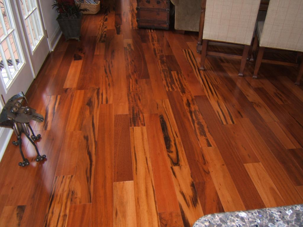 Exotic Hardwood Floors from Central America  XTRM