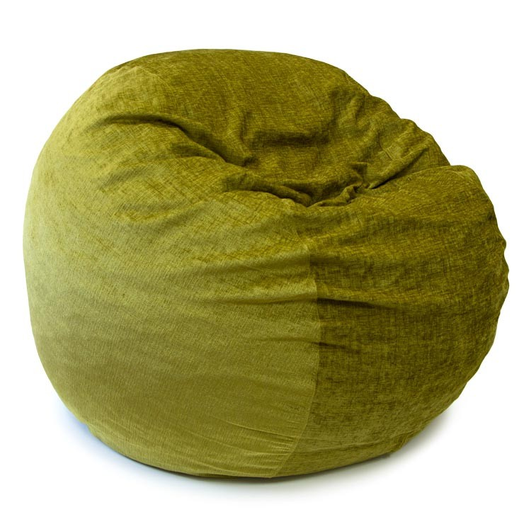 CordaRoys Bean Bag Bed Beanbag Cozy Foam Sac Sleeper Kiwi