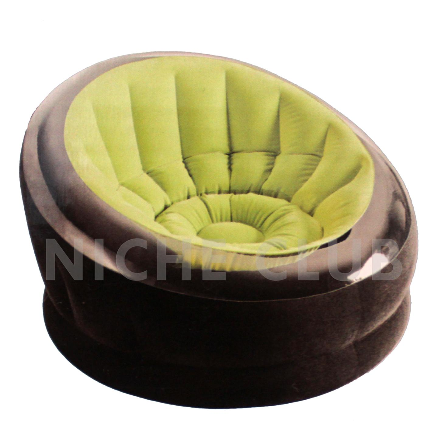 inflatable chair stool 4 less camping myideasbedroom