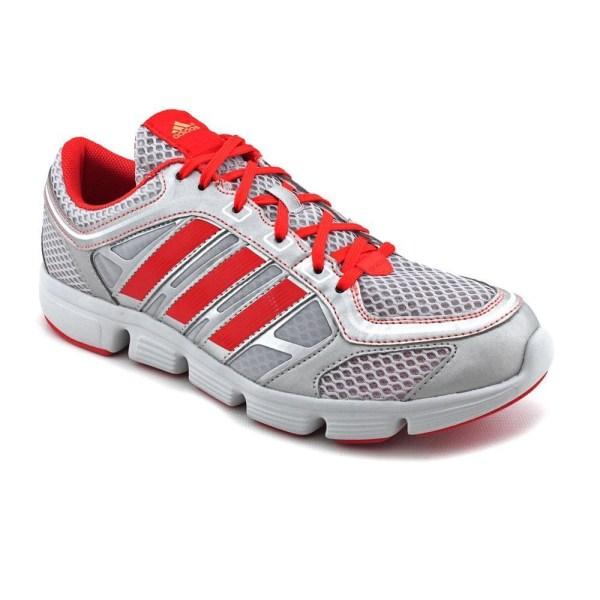 Adidas Silver Jeff Breeze Supergirl Yoga Gym Women Running