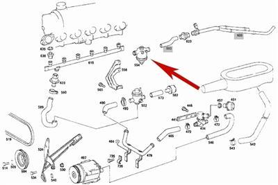 Mercedes 280e Engine Mercedes 500SL Engine Wiring Diagram