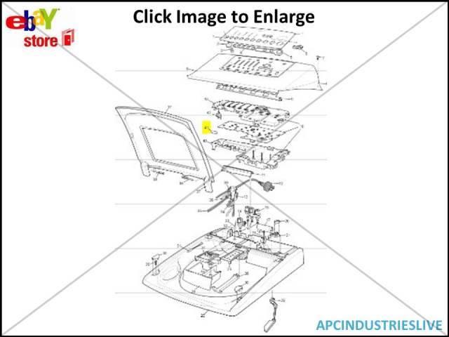 GENUINE WESTINGHOUSE SIMPSON ELECTROLUX WASHING MACHINE