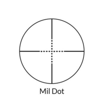 Nikko Diamond Sportsman 10-50x60 SF MilDot IR FT Target
