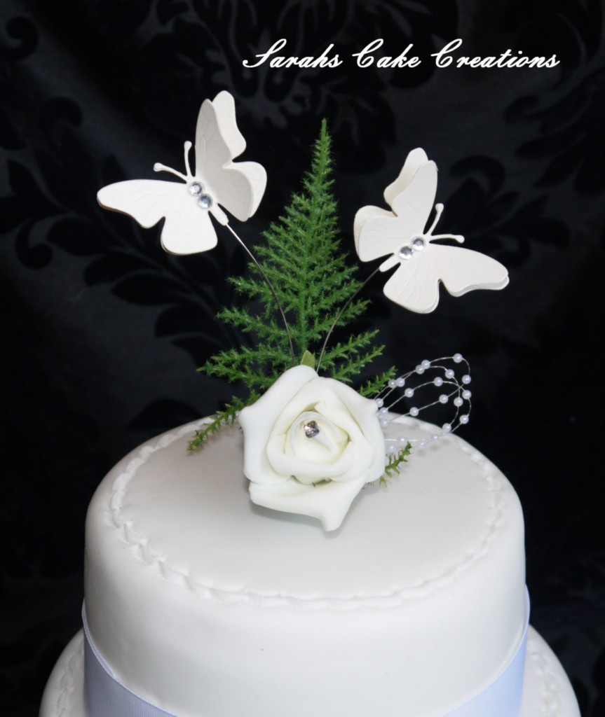 Wedding Cake Toppers Butterfly Wedding Cake Toppers