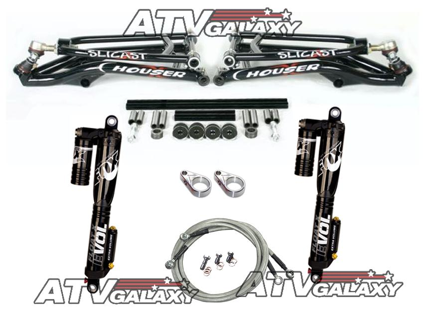 Houser Fox Evol Float Long Travel Suspension kit Kit