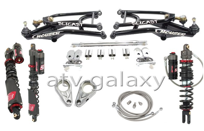 Houser Elka Stage 5 Front Rear Long Travel Suspension Kit