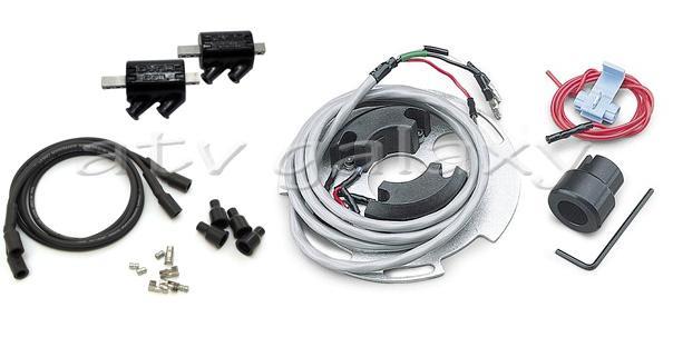 Dynatek Dyna S Electronic Ignition Coils Wires Honda