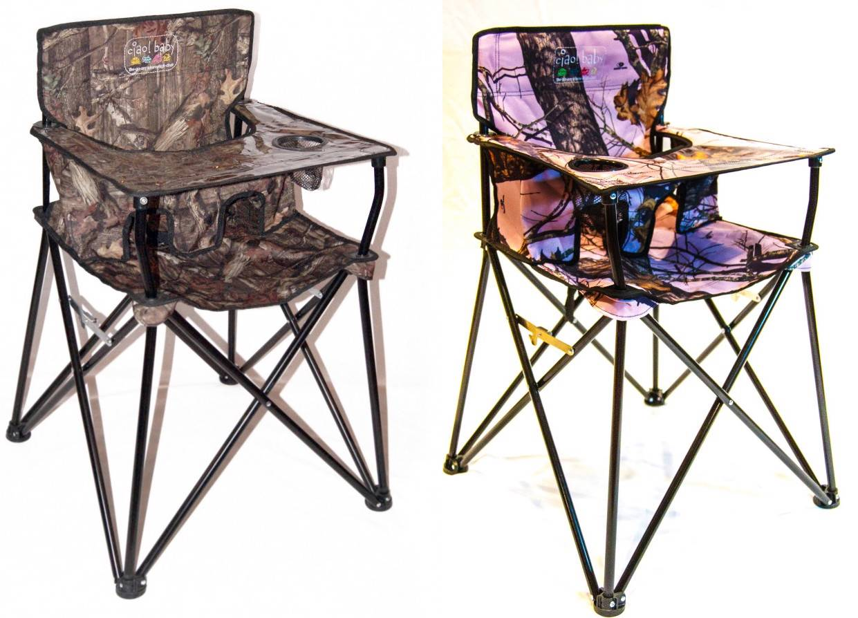 Ciao Portable High Chair Mossy Oak Chair For Sale Classifieds