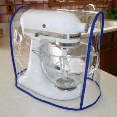 Kitchen Aid Stand Mixer Cover French Cabinets Clear Fits Kitchenaid Artisan Tilt Head