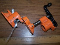 "Pony Pipe Clamp for 3/4"" Pipe. Model # 5003 Jorgensen   eBay"