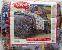 Coca-Cola Complete Bedding Set King Ice Cold Coca-Cola | eBay
