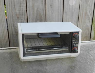 Black  Decker Spacemaker Under Counter Toaster Oven  eBay