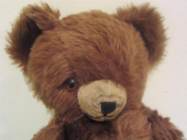 Knickerbocker Vintage Mohair Teddy Bear 195039s 13