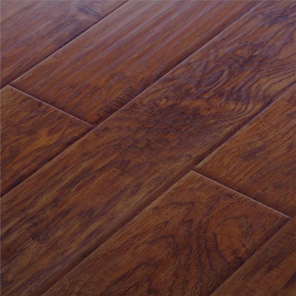12mm Distressed Embossed Texture Laminate FloorFlooring