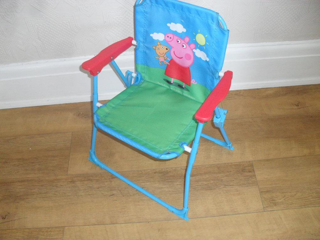Kids Folding Chair Bnwt Children 39s Kids Garden Folding Patio Picnic Chair