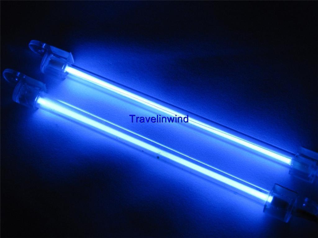 2X 15cm Car Auto Exterior Interior Neon Light Lamp Blue  eBay