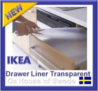 IKEA Non-slip Mat Drawer Liner Kitchen Bedroom Draw ...