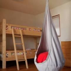 Hanging Chair Ebay Au Garden Cushions Argos Ikea Ekorre Swing Seat Kids Swinging Hammock In/outdoor Air Pillow |