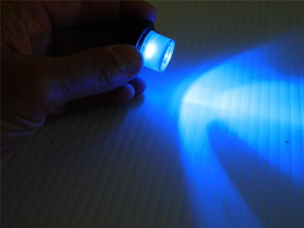 Micro Battery Operated Led Spot Lights Halloween Props Camping Emergencies