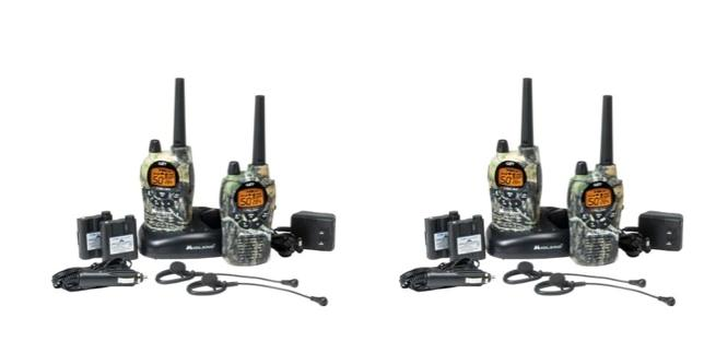 Midland GXT1050VP4 Two-Way Radio FRS GMRS Walkie Talkie 2
