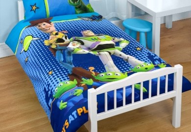 Toy Story Toddler Bed Set 2