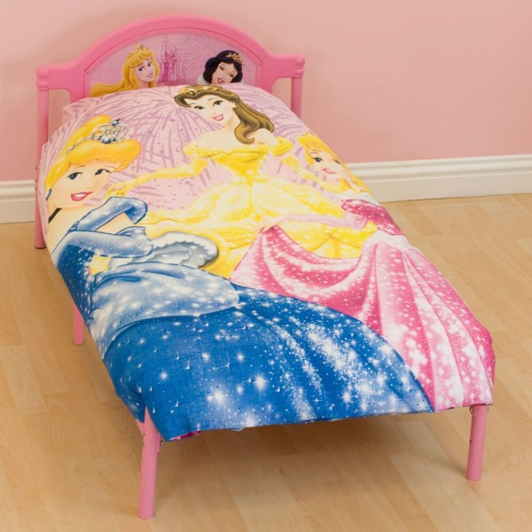 DISNEY PRINCESS 'DELTA' JUNIOR TODDLER BED NEW BOXED | eBay