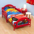 Character amp generic junior toddler beds with or without mattresses new