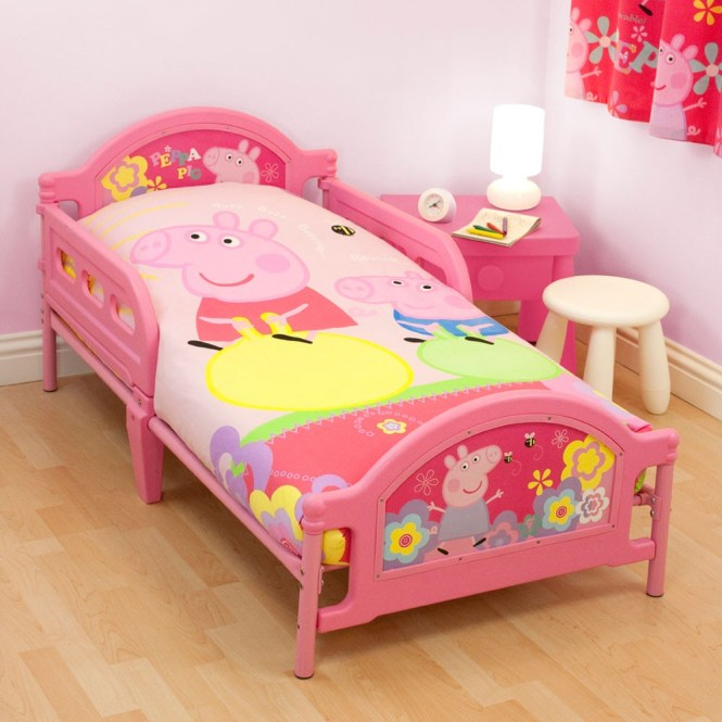 Character Junior Toddler Bed Amp Mattress New All