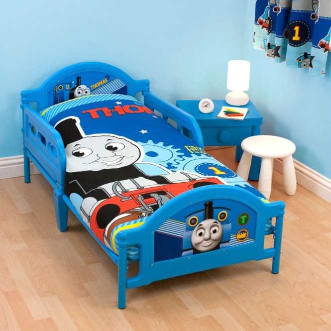 Character Junior Toddler Bed Amp Mattress New Free